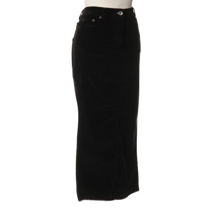 Paul Smith skirt in Velvet look