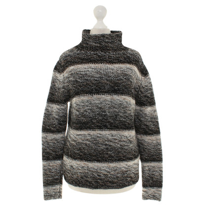 Hugo Boss Knitted sweater with cashmere content
