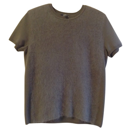 Max Mara Knitted shirt with Angora share