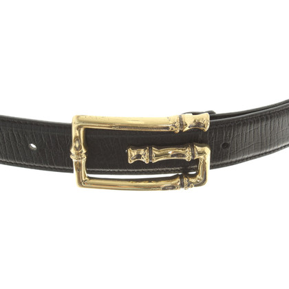 Gucci Cintura in Black