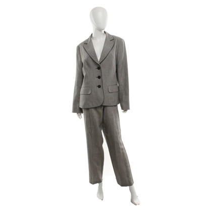Laurèl Pants suit in grey