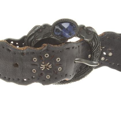 Ermanno Scervino Belt made of leather