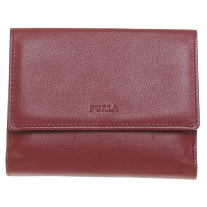 Furla Wallet in red