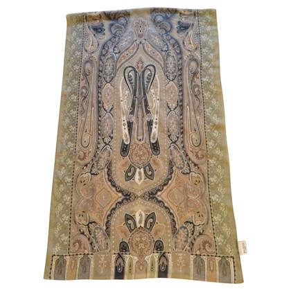 Balmain Scarf from wool / silk