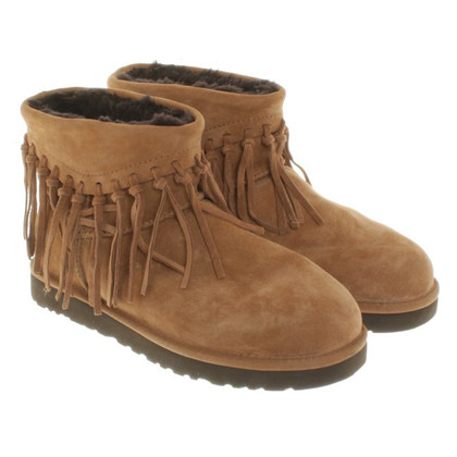 "UGG Australia ""Wynona Boots"" in brown"