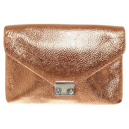 Loeffler Randall Copper colored shoulder bag