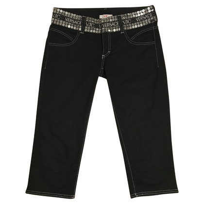 Versace trousers with sequins
