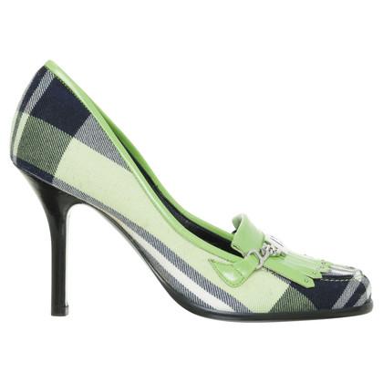 Christian Dior pumps geruit