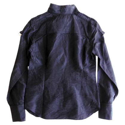 Costume National silk blouse