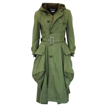 Comme des Garçons Junya Watanabe - Manteau vert