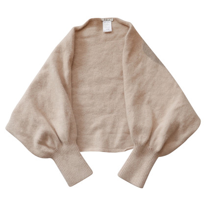 Chloé Cardigan in beige