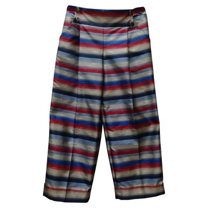 Armani Collezioni Pantaloni a righe