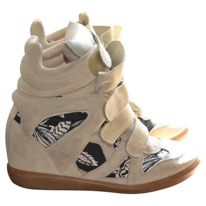Isabel Marant hawaiiaanse sneakers