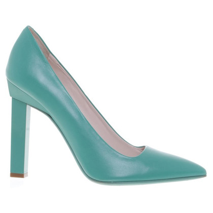 Hugo Boss pumps turchese