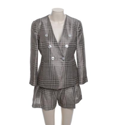 Armani Anzug mit kurzer Hose