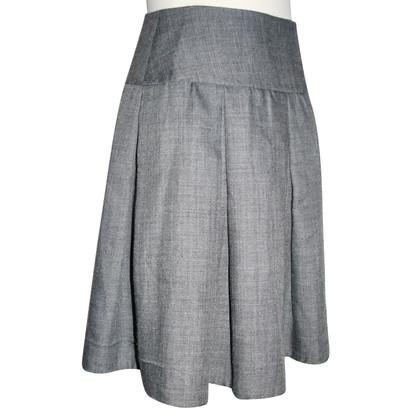 Red Valentino Gray skirt