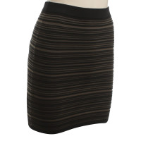 Sandro skirt with striped pattern