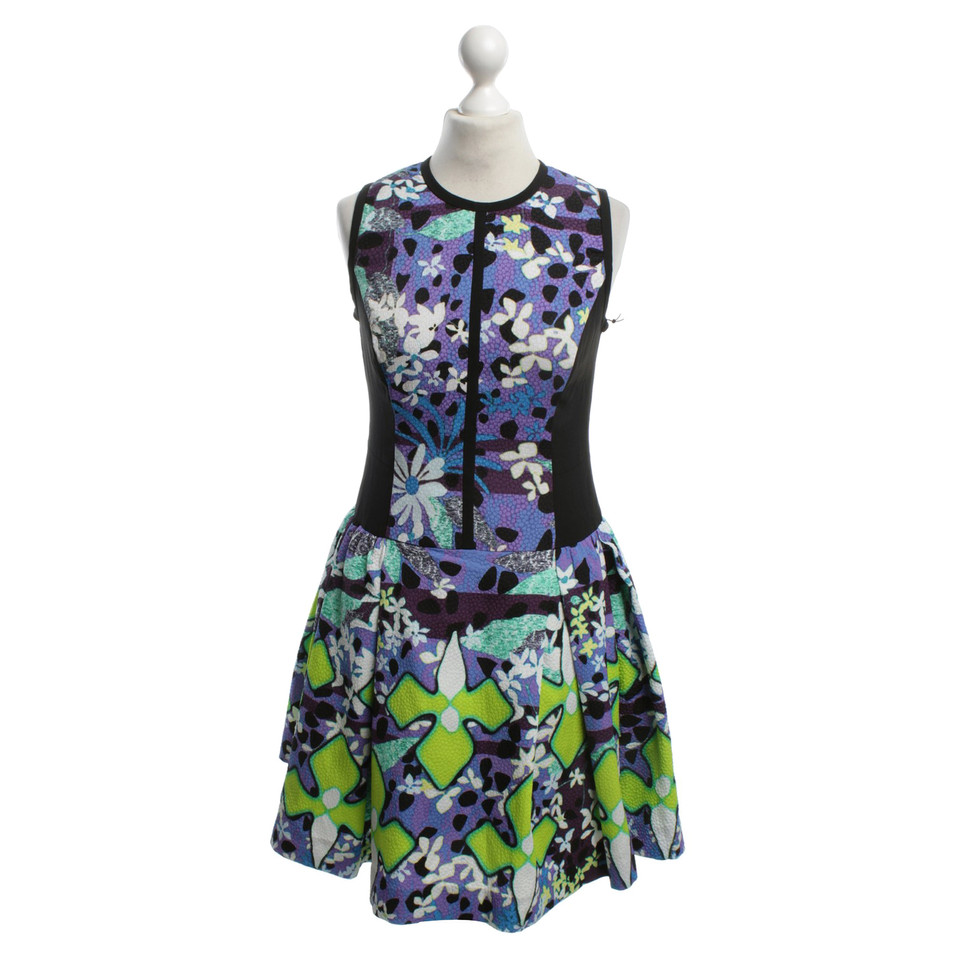 Peter Pilotto Dress with tulle lining