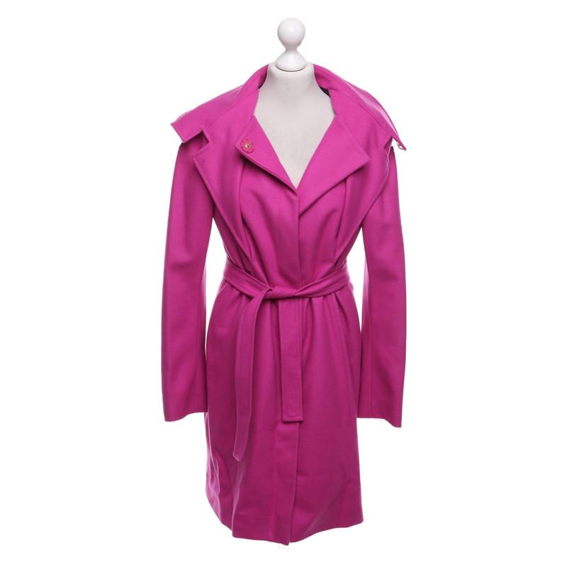 Chanel mantel rosa
