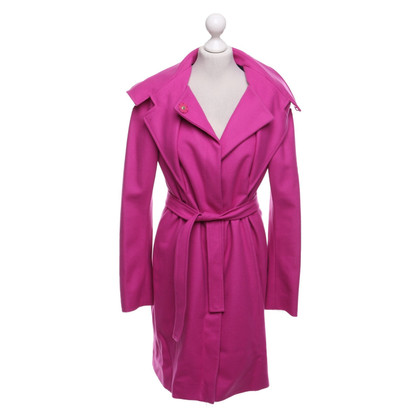 Versace Coat in pink