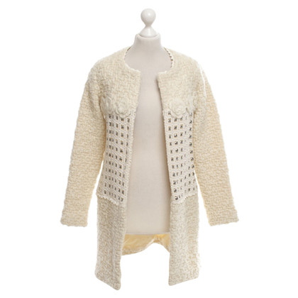 Manoush Bouclé coat