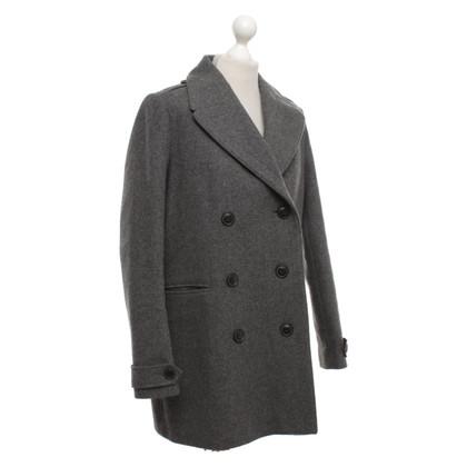 Burberry Mantel in Grau