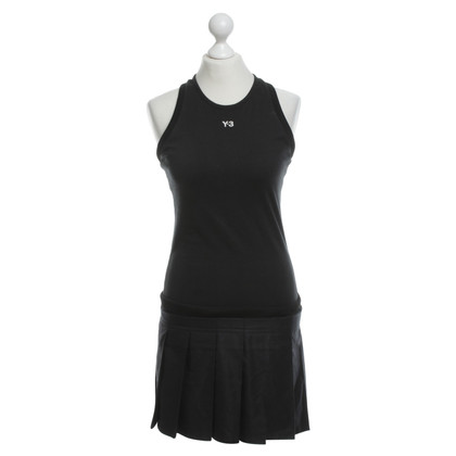 Y-3 Sporty dress in black