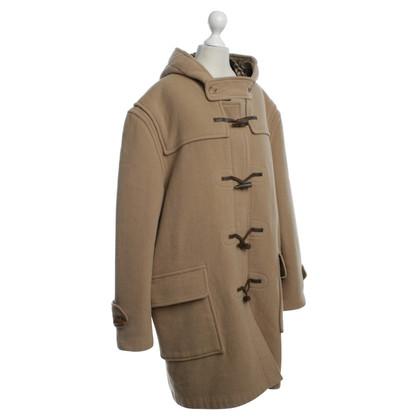 Burberry Duffle Coat in Beige