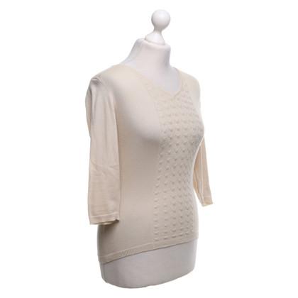 Max Mara Sweater in beige