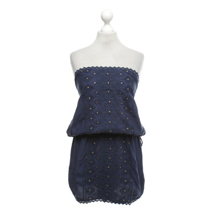 Melissa Odabash top in dark blue