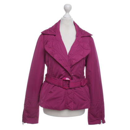 Escada Jacket in Fuchsia