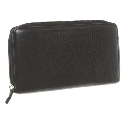 Coccinelle Leather wallet in black