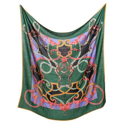 Hermès Panno in Multicolor