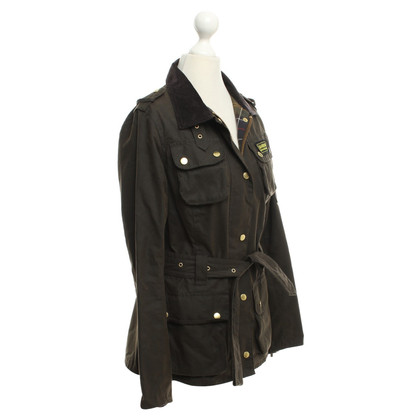 Barbour Giacca in cachi