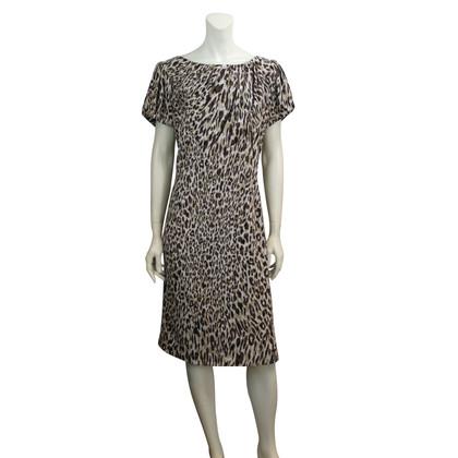 Andere Marke Kleid mit Animal-Print