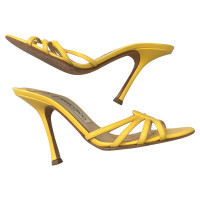 Jimmy Choo Mules in yellow