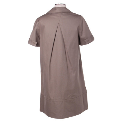 Comptoir des Cotonniers Short sleeve coat in khaki