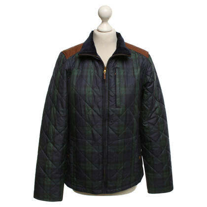 Ralph Lauren Quilted jacket in blue / green