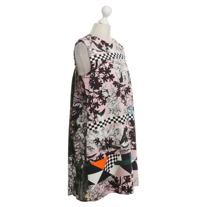 MSGM Dress with floral pattern
