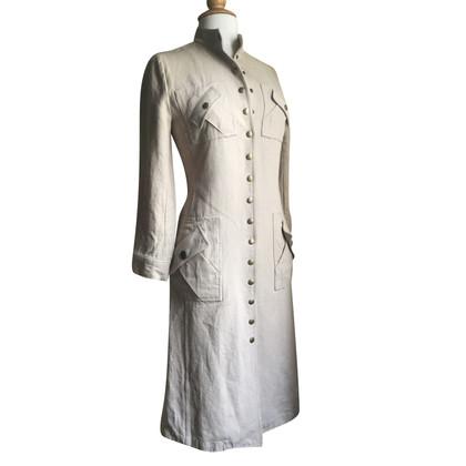 Céline cappotto di lino