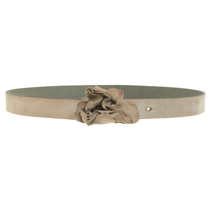 Brunello Cucinelli riem in Beige