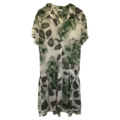 Ganni Dress with pattern