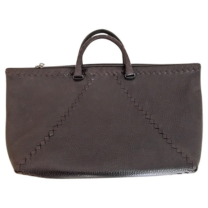 Bottega Veneta weekendtas