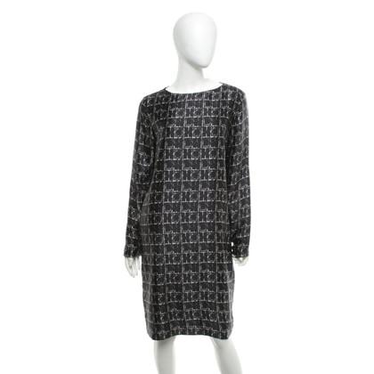Drykorn Robe avec impression graphique
