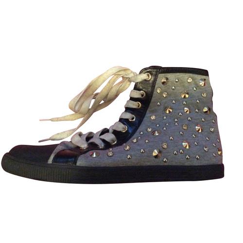 buy online a05d9 5aa41 Patrizia Pepe scarpe da ginnastica - Second hand Patrizia ...