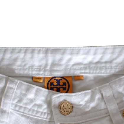 Tory Burch Tory Burch bijgesneden jeans