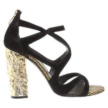 Konstantin Starke Sandals with decorative heel