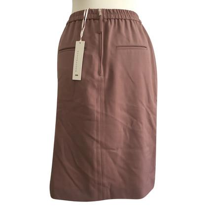 Schumacher skirt in blush pink