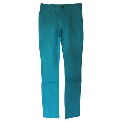 J Brand turquoise Jeans