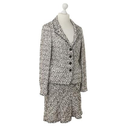 Rena Lange Costume in uno sguardo di Tweed